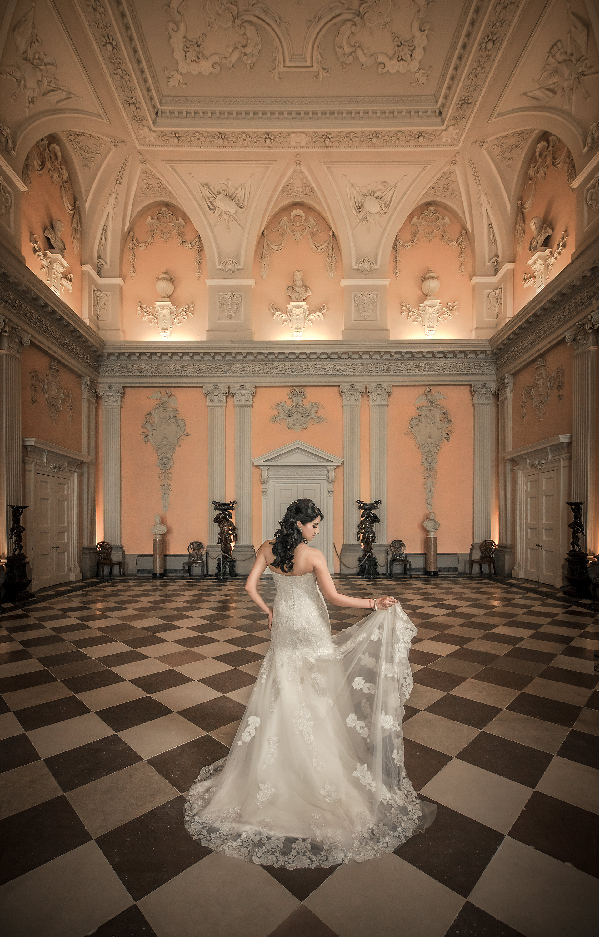 Asian Wedding Photographer Didar Virdi Ragley Hall