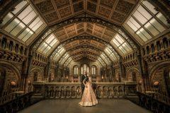Asian Wedding Photographer Didar Virdi Natural History Museum London